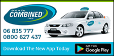Hawkes Bay Combined Taxis