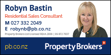 Robyn Bastin c/- Property Brokers Hastings