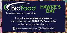 Bidfood Hawkes Bay